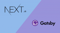 What is next Js and how it is different from Gatsby